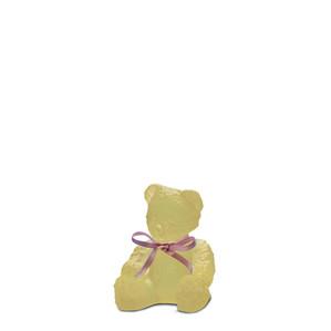 """Статуэтка """"Медвежонок - желтый"""" 8см"""