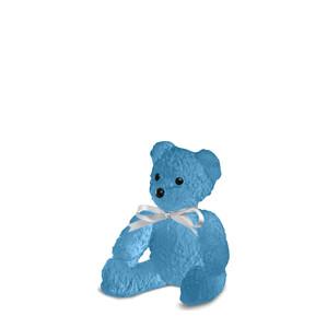 """Статуэтка """"Медвежонок - синий"""" 15см"""