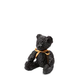 """Статуэтка """"Медвежонок - черный"""" 15см"""