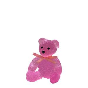 """Статуэтка """"Медвежонок - розовый"""" 15см"""
