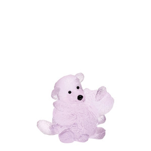 """Статуэтка """"Медвежата близнецы - розовый"""" 11см"""