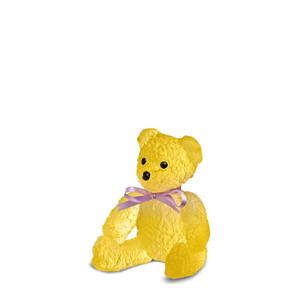 """Статуэтка """"Медвежонок - желтый"""" 15см"""