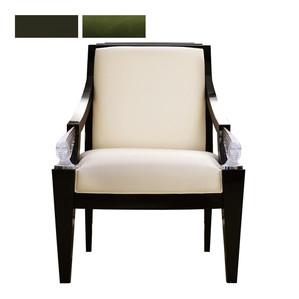 """Кресла """"Зелёный лак, зеленый бархат"""" 73x78x101см"""
