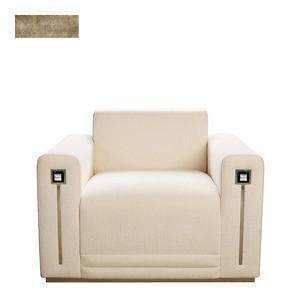 "Кресло ""Классический бархат, лён"" 104x94x80см"
