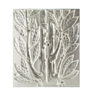 Декоративная панель зеркальная (D) 43,3x37,4см