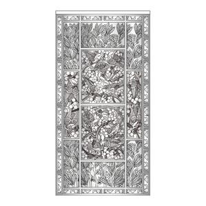 Декоративная панель 137x71см