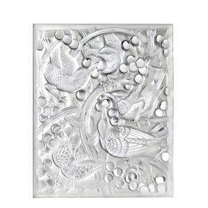 Декоративная панель зеркальная 42x34см
