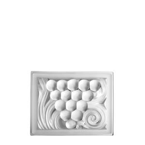 Декоративная панель зеркальная (правая сторона) 11,8x15,2см