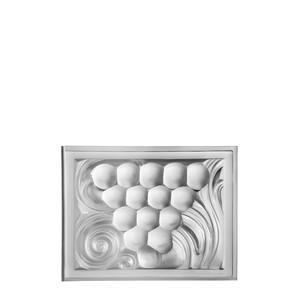 Декоративная панель зеркальная (левая сторона) 11,8x15,2см