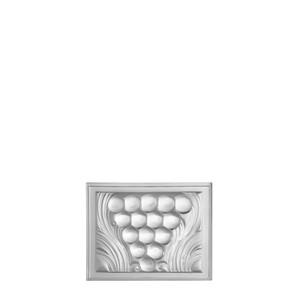 Декоративная панель зеркальная 3,6x5,2см