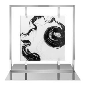 """Декоративные двухсторонние лицевые панели """"Солнце и луна"""" 52,7см"""