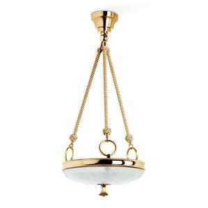 """Подвесная лампа """"Позолоченный"""" 80x37см"""