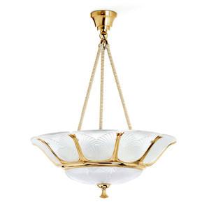 """Подвесная лампа """"Позолоченный"""" 83x67см"""