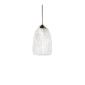 """Подвесная лампа """"Хромированный"""" 40x11см"""