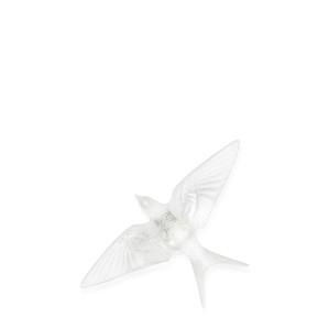 """Статуэтка настенная с магнитом """"Ласточка, крылья вниз"""" 15см"""
