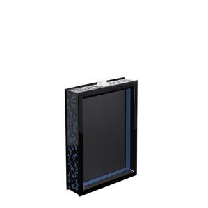 """Рамка для фотографии """"Лакированное дерево, тёмно-синий"""" 18x13см"""