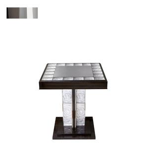 """Пьедестальный стол """"Никелевый"""" 75x66x66см"""