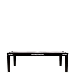 """Стол на 8 персон """"Черный лак"""" 210x120x77см"""