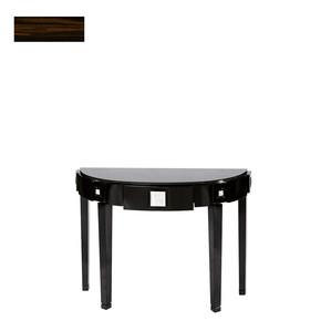 """Консольный стол с черной гранитной столешницей """"Эбеновое дерево"""" 118x45x81см"""