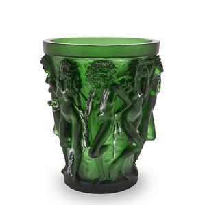 """Ваза """"Сирены - зеленый"""" 32см"""