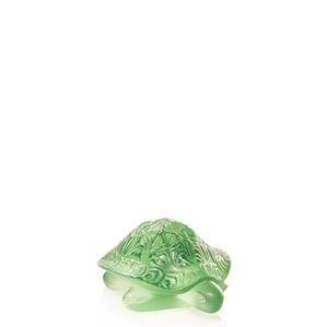 """Статуэтка """"Черепаха - светло-зеленый"""" 3,4см"""