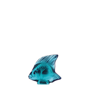 """Статуэтка """"Рыбка - бирюзовый"""" 4,5см"""