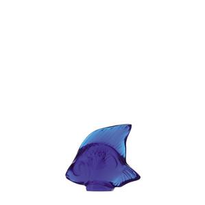 """Статуэтка """"Рыбка - синий"""" 4,5см"""