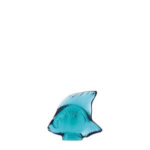 """Статуэтка """"Рыбка - светло-бирюзовый"""" 4,5см"""