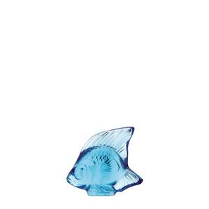 """Статуэтка """"Рыбка - светло-синий"""" 4,5см"""