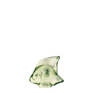 """Статуэтка """"Рыбка - светло-зеленый"""" 4,5см"""