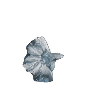 """Статуэтка """"Боевая рыбка - персеполис синий"""" 16см"""