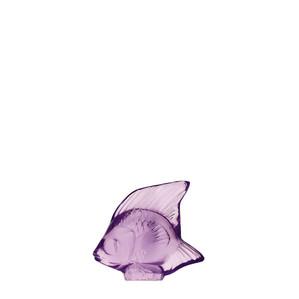 """Статуэтка """"Рыба - светло-пурпурный"""" 4,5см"""
