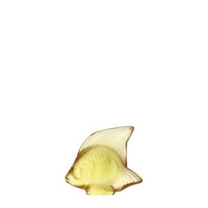"""Статуэтка """"Рыбка - золотистый"""" 4,5см"""