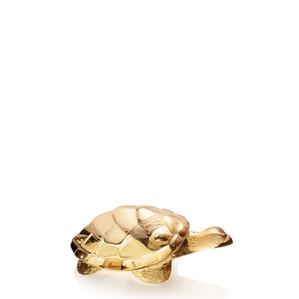 """Статуэтка """"Черепаха - золотистый"""" 14см"""