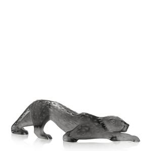 "Статуэтка ""Пантера - серый"" 36,5см"