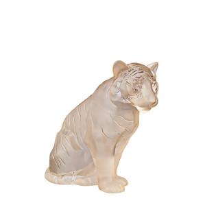 """Статуэтка """"Тигр - золотистый"""" 24,1см"""