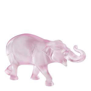 """Статуэтка """"Суматранский слон - розовый"""" 18,5см"""