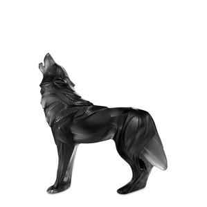 """Статуэтка """"Волк - серый"""" 26см"""