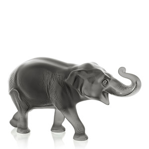 """Статуэтка """"Суматранский слон - серый"""" 18,5см"""