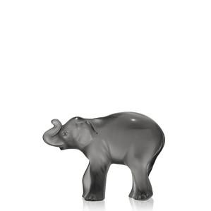 "Статуэтка ""Слон тимора - серый"" 8см"