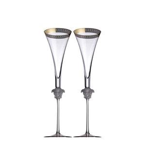 Набор из 2 Флюте для шампанского 196мл