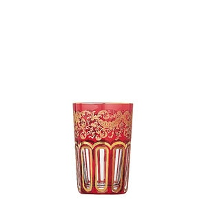 "Стакан чайный ""Красный"" 170мл"