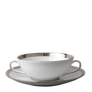 Чаша суповая с блюдцем 150мл