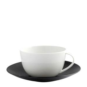 Чашка чайная с блюдцем 200мл