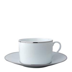 Чашка для завтрака с блюдцем 250мл