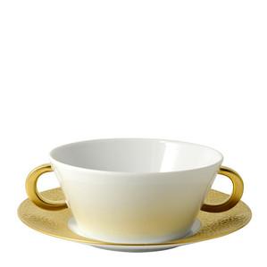 Чаша суповая с блюдцем 250мл