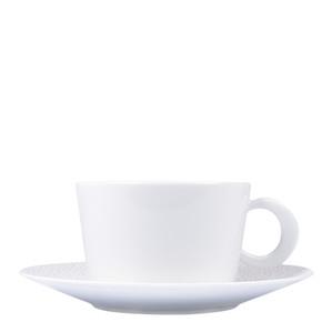 Чашка для завтрака с блюдцем 270мл