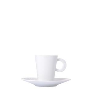 Чашка эспрессо с блюдцем 60мл