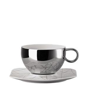 Чашка кофейная с блюдцем 0,65л