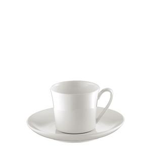 Чашка эспрессо с блюдцем 0,10л